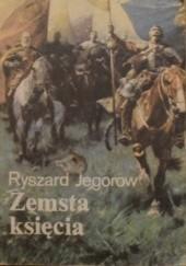 Okładka książki Zemsta księcia Ryszard Jegorow