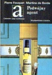 Okładka książki Podwójny agent