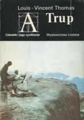 Okładka książki Trup. Od biologii do antropologii