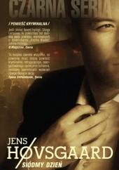 Okładka książki Siódmy dzień Jens Høvsgaard