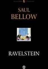 Okładka książki Ravelstein Saul Bellow