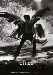 Okładka książki Cisza Becca Fitzpatrick