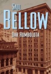 Okładka książki Dar Humboldta Saul Bellow