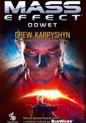 Okładka książki Mass Effect: Odwet Drew Karpyshyn