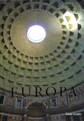 Okładka książki Europa rzymska Edward Bispham