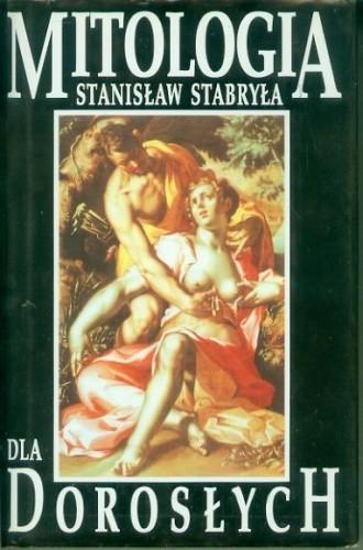 Okładka książki Mitologia dla dorosłych