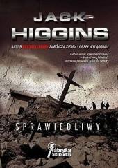 Okładka książki Sprawiedliwy Jack Higgins