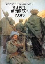Okładka książki Kabul w okresie postu