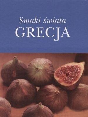 Okładka książki Smaki świata. Grecja Susanna Tee
