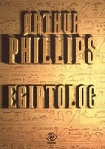Okładka książki Egiptolog