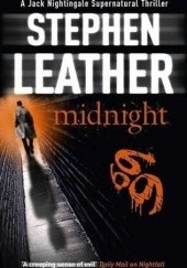 Okładka książki Midnight Stephen Leather