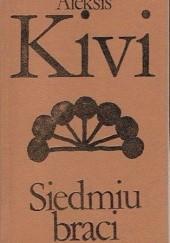 Okładka książki Siedmiu braci