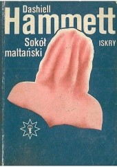 Okładka książki Sokół maltański