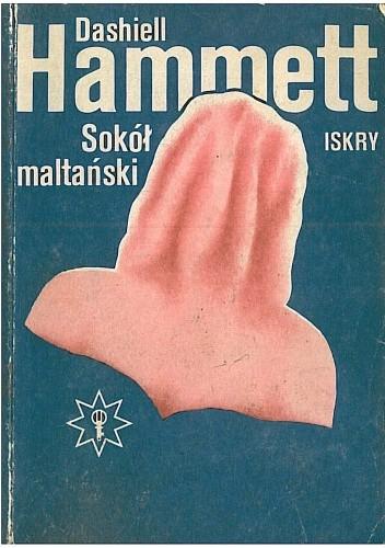 Okładka książki Sokół maltański Dashiell Hammett