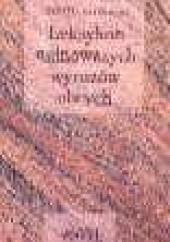 Okładka książki Leksykon najnowszych wyrazów obcych używanych w prasie, radiu i telewizji Andrzej Markowski
