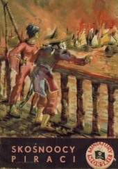 Okładka książki Skośnoocy piraci Andrzej Perepeczko