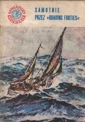 """Okładka książki Samotnie przez """"Roaring Forties"""""""