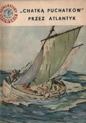 """Okładka książki """"Chatką Puchatków"""" przez Atlantyk"""