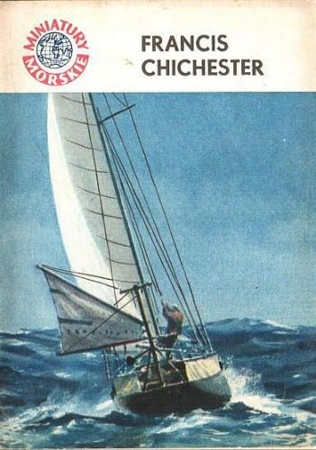 Okładka książki Francis Chichester Julian Czerwiński