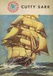 Okładka książki Cutty Sark Marian Mickiewicz