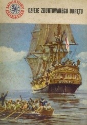 Okładka książki Dzieje zbuntowanego okrętu Marian Mickiewicz