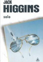 Okładka książki Solo Jack Higgins
