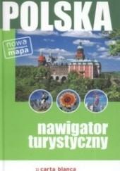 Okładka książki Nawigator turystyczny Tomasz Kaliński