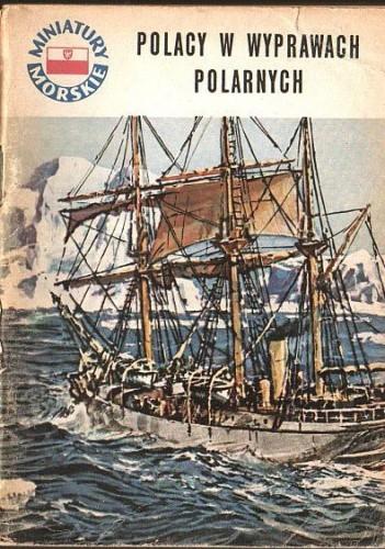 Okładka książki Polacy w wyprawach polarnych Jerzy Pertek