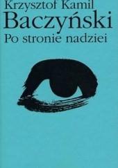 Okładka książki Po stronie nadziei