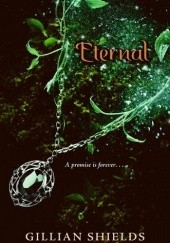 Okładka książki Eternal Gillian Shields