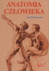 Okładka książki Anatomia człowieka Jose M. Parramon