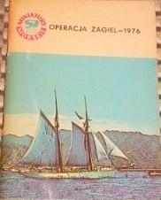 Okładka książki Operacja Żagiel-1976 Jan Krzysztof Frąckowiak