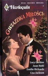 Okładka książki Gwiazdka miłości Lucy Gordon,Joan Hohl,Lisa Jackson,Emilie Richards
