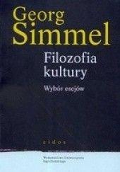 Okładka książki Filozofia kultury Georg Simmel