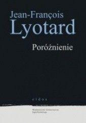 Okładka książki Poróżnienie Jean-François Lyotard