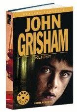 Okładka książki Klient John Grisham