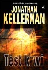 Okładka książki Test krwi Jonathan Kellerman