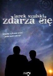 Okładka książki Zdarza się Jarek Szulski
