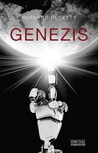 Okładka książki Genezis Bernard Beckett