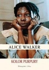 Okładka książki Kolor purpury Alice Walker