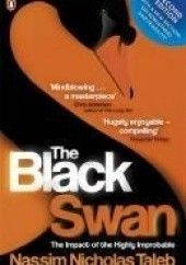 Okładka książki The Black Swan: The Impact of the Highly Improbable Nassim Nicholas Taleb