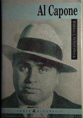 Okładka książki Al Capone Robert J. Schoenberg