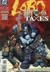 Okładka książki Lobo: Śmierć i podatki Alex Horley,Keith Giffen,Alan Grant