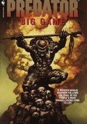 Okładka książki Predator: Big game Sandy Schofield