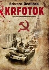 Okładka książki Krfotok Edward Redliński