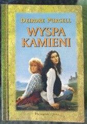 Okładka książki Wyspa kamieni Deirdre Purcell