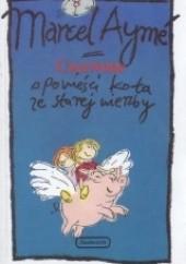 Okładka książki Czerwone opowieści kota ze starej wierzby Marcel Aymé