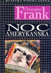 Okładka książki Noc amerykańska