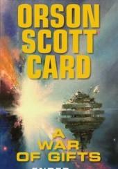 Okładka książki A War of Gifts An Ender Story Orson Scott Card