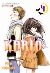 Okładka książki Wampirzyca Karin #4
